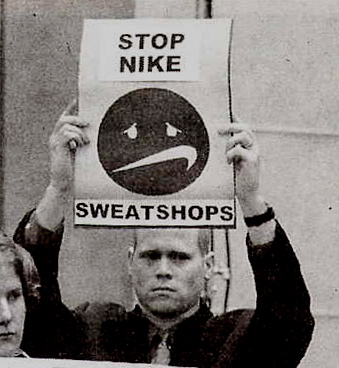 nike sweatshops in vietnam case study
